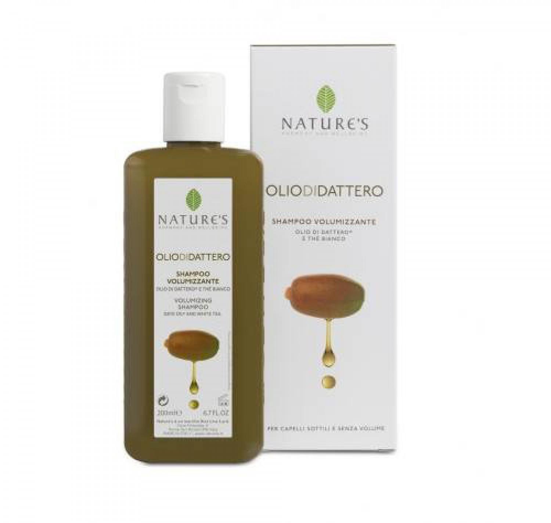 Nature's oliodidattero шампунь увлажняющий для сухих и поврежденных волос