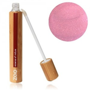 Блеск для губ розовый 001