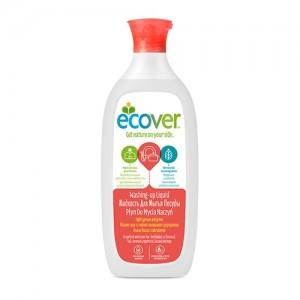 Экологическая жидкость для мытья посуды с грейпфрутом и зеленым чаем
