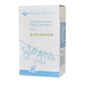 """Экологичный отбеливатель """"Pure Water"""""""