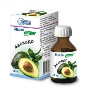 Косметическое масло Авокадо