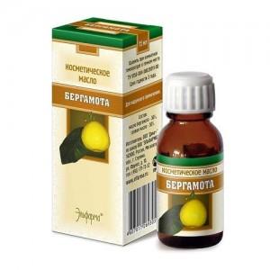 Косметическое масло бергамота