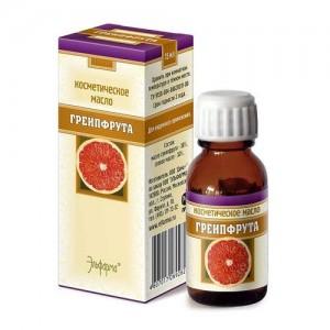Косметическое масло грейпфрута