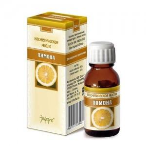 Косметическое масло лимона