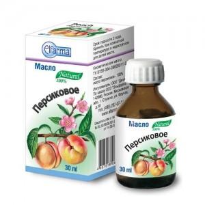 Косметическое масло Персиковое