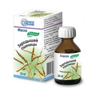 Косметическое масло Зародышей пшеницы