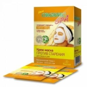 "Organic SPA Крем-маска ""Против старения"""
