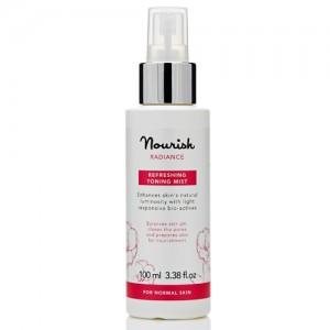Освежающий тоник-спрей для нормальной кожи лица