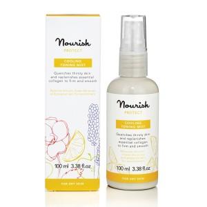 Освежающий тоник-спрей для сухой кожи лица