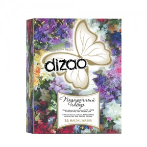 Подарочный набор Dizao (14 масок)
