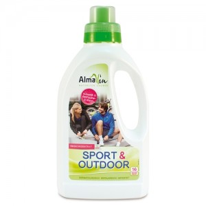 Жидкое эко-средство для стирки спортивной одежды и мембранных тканей